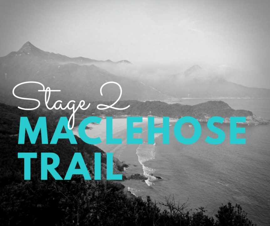 MacLehose Trail Stage 2 cover
